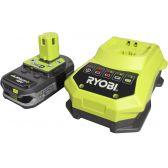 Аккумулятор+зарядное Ryobi RBC18L25